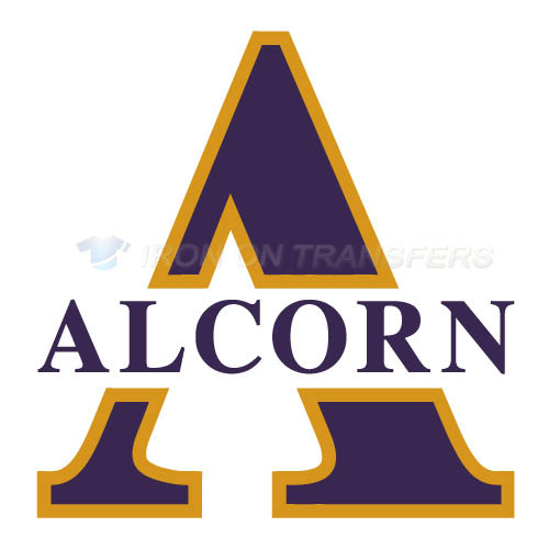 2004-Pres Alcorn State Braves Alternate Logo T-shirts Iron On Tr