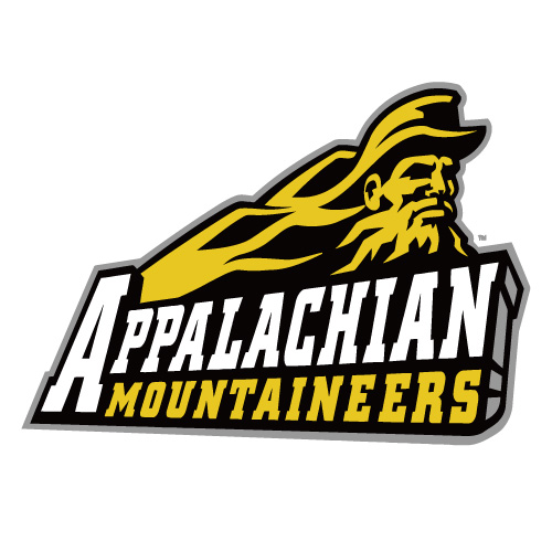 Appalachian St. Mountaineers 2004 Primary Logo T-shirts Iron On