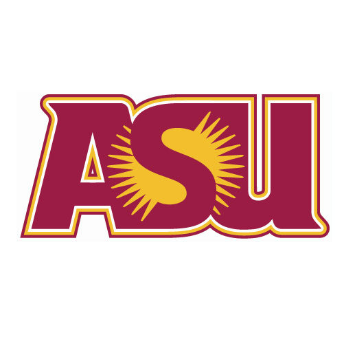 Arizona State Sun Devils 1980 Logo T-shirts Iron On Transfers N3