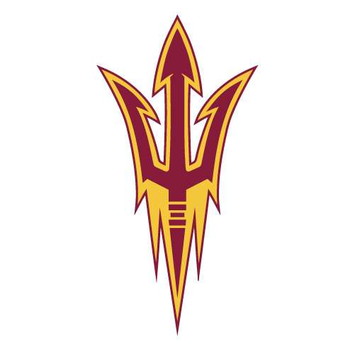 Arizona State Sun Devils 2011 Logo T-shirts Iron On Transfers N3