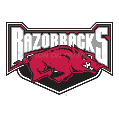 Arkansas Razorbacks 2001 2008 Alternate Logo3 T-shirts Iron On T