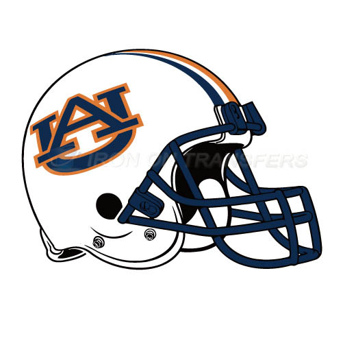 Auburn Tigers 1993 Pres Helmet Logo T-shirts Iron On Transfers N