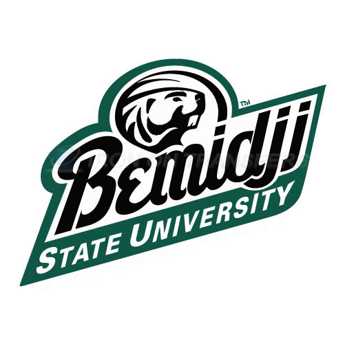 Bemidji State Beavers 2004 Pres1 Logo T-shirts Iron On Transfers