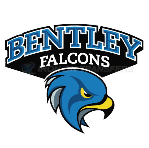 Bentley Falcons 2013 Pres Secondary Logo T-shirts Iron On Transf