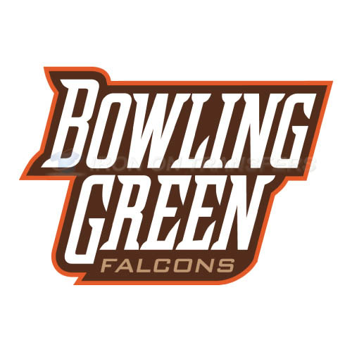 Bowling Green Falcons logo T-shirts Iron On Transfers N4020