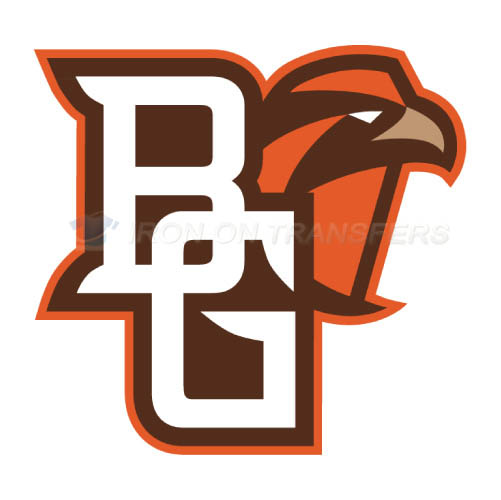 Bowling Green Falcons logo T-shirts Iron On Transfers N4022