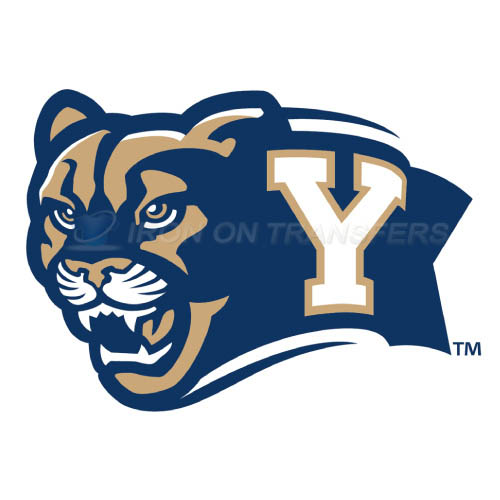 Brigham Young Cougars logo T-shirts Iron On Transfers N4024