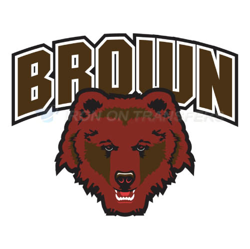 Brown Bears logo T-shirts Iron On Transfers N4030