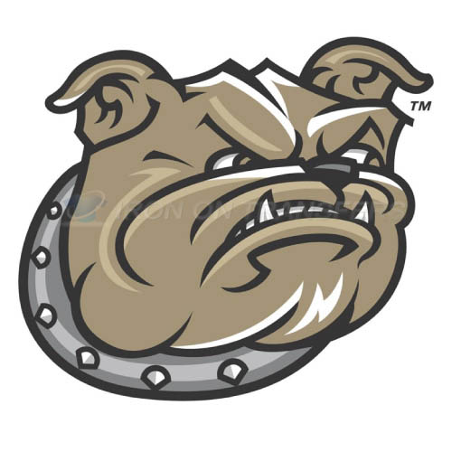 Bryant Bulldogs logo T-shirts Iron On Transfers N4032