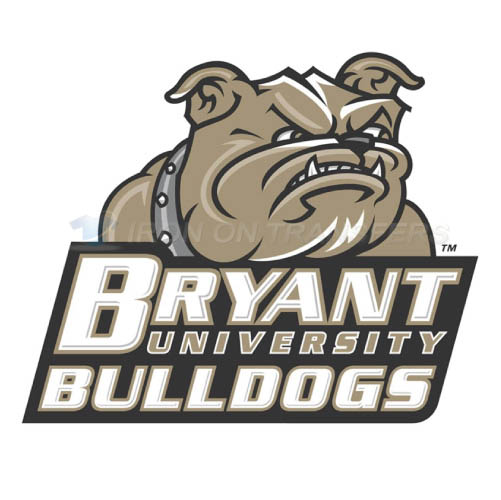 Bryant Bulldogs logo T-shirts Iron On Transfers N4034