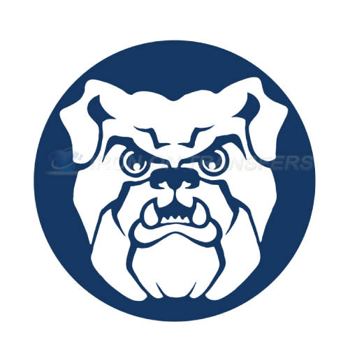 Butler Bulldogs logo T-shirts Iron On Transfers N4048