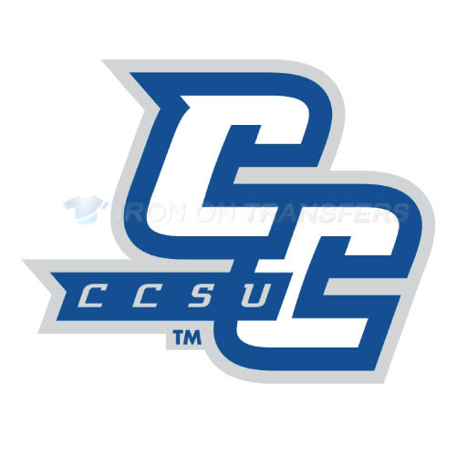CCSU Blue Devils logo T-shirts Iron On Transfers N4097