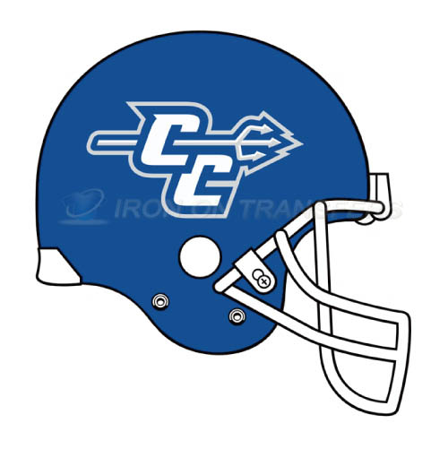 CCSU Blue Devils logo T-shirts Iron On Transfers N4099