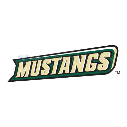 Cal Poly Mustangs logo T-shirts Iron On Transfers N4054