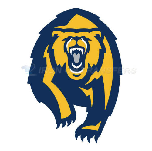 California Golden Bears logo T-shirts Iron On Transfers N4075