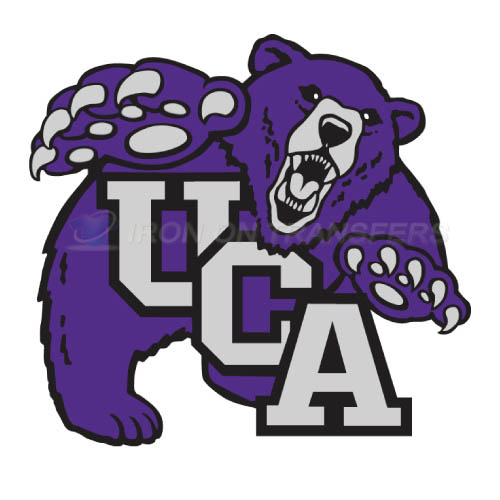Central Arkansas Bears logo T-shirts Iron On Transfers N4104