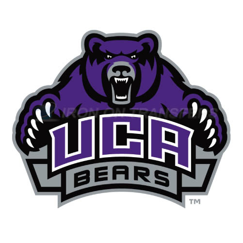 Central Arkansas Bears logo T-shirts Iron On Transfers N4110