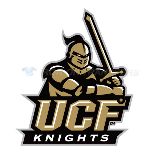 Central Florida Knights logo T-shirts Iron On Transfers N4114