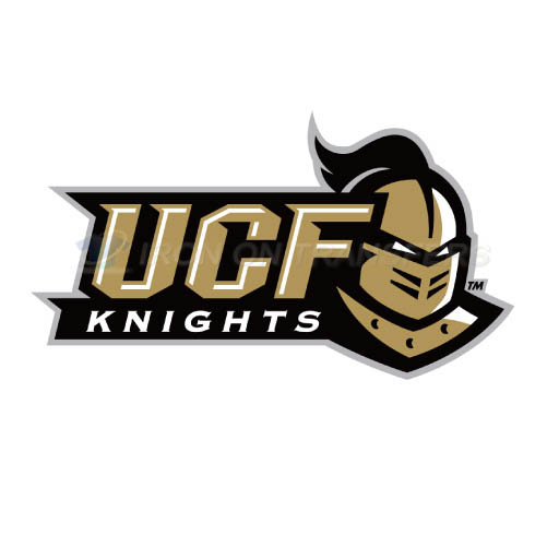 Central Florida Knights logo T-shirts Iron On Transfers N4119