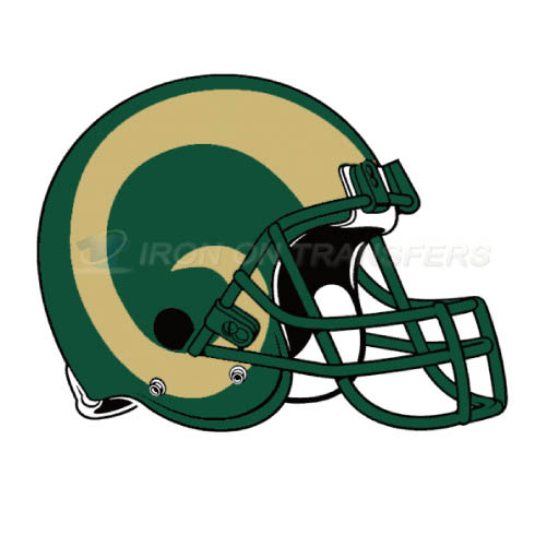 Colorado State Rams logo T-shirts Iron On Transfers N4181
