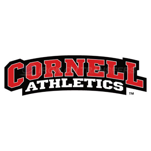 Cornell Big Red logo T-shirts Iron On Transfers N4193