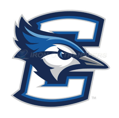 Creighton Bluejays logo T-shirts Iron On Transfers N4199
