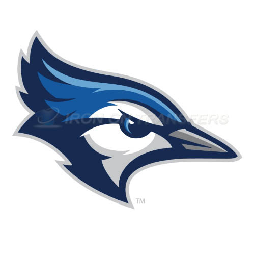 Creighton Bluejays logo T-shirts Iron On Transfers N4200