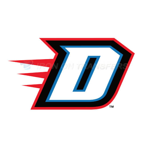 DePaul Blue Demons Logo T-shirts Iron On Transfers N4260