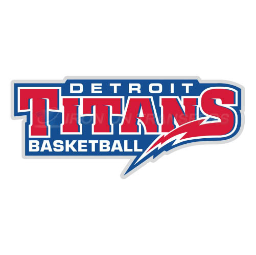 Detroit Titans Logo T-shirts Iron On Transfers N4274
