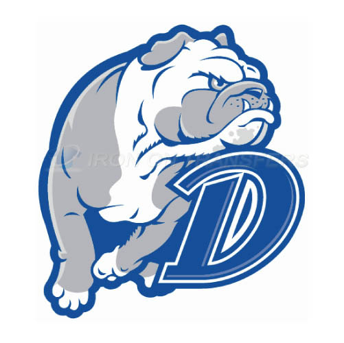 Drake Bulldogs Logo T-shirts Iron On Transfers N4277