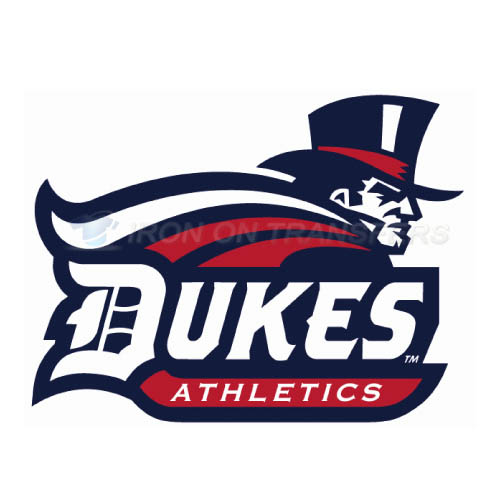 Duquesne Dukes Logo T-shirts Iron On Transfers N4291