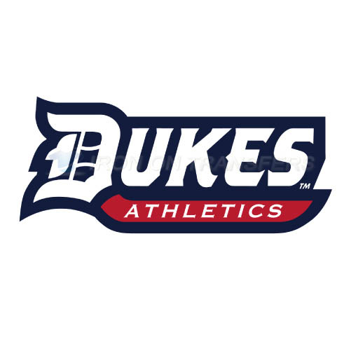 Duquesne Dukes Logo T-shirts Iron On Transfers N4298