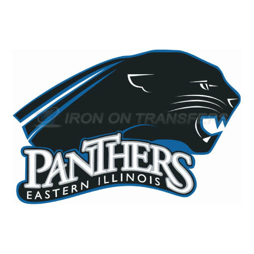 Eastern Illinois Panthers Logo T-shirts Iron On Transfers N4316