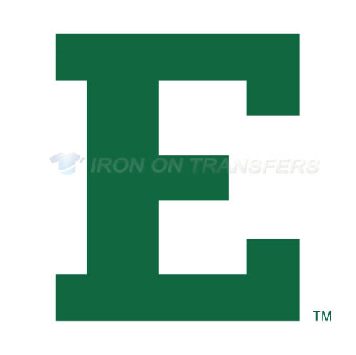 Eastern Michigan Eagles Logo T-shirts Iron On Transfers N4326