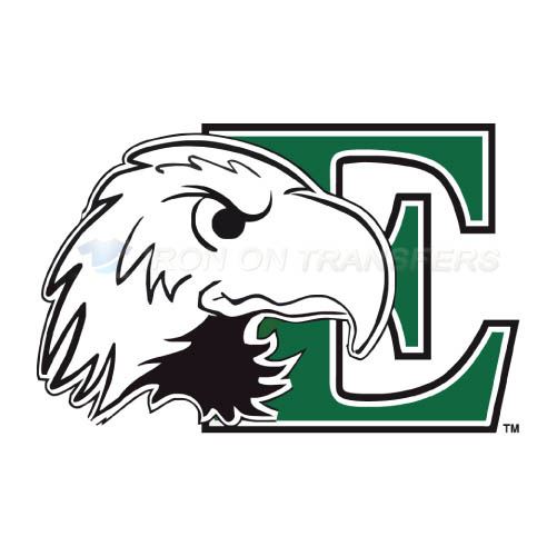 Eastern Michigan Eagles Logo T-shirts Iron On Transfers N4327