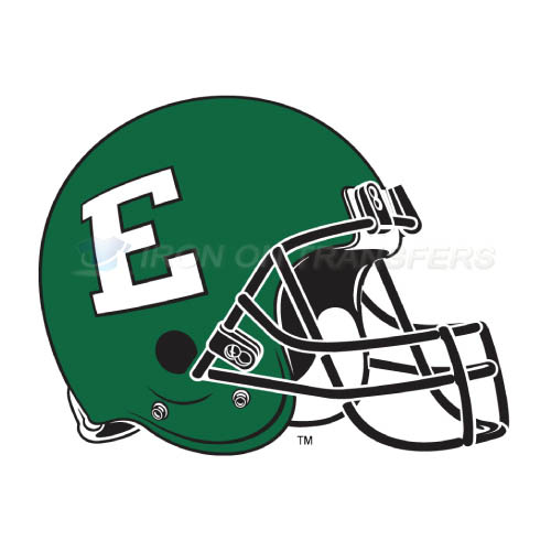 Eastern Michigan Eagles Logo T-shirts Iron On Transfers N4329