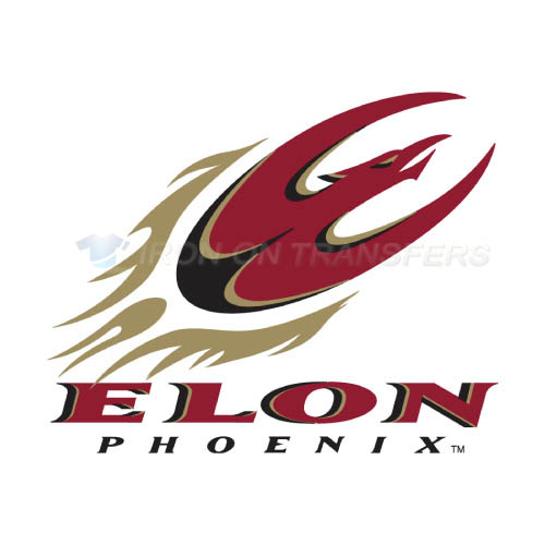 Elon Phoenix Logo T-shirts Iron On Transfers N4334