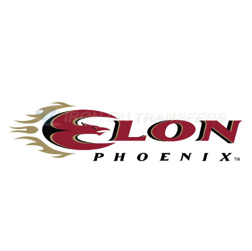 Elon Phoenix Logo T-shirts Iron On Transfers N4336