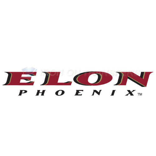 Elon Phoenix Logo T-shirts Iron On Transfers N4337