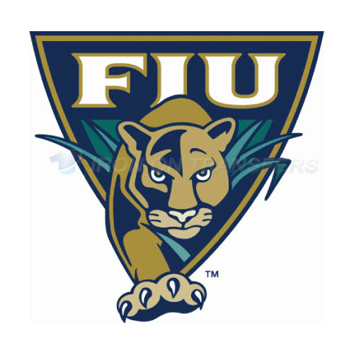 FIU Panthers Logo T-shirts Iron On Transfers N4367