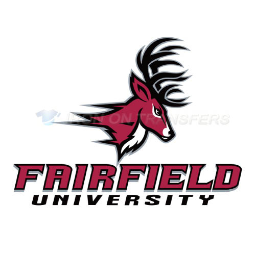 Fairfield Stags Logo T-shirts Iron On Transfers N4354