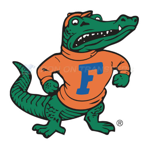 Florida Gators Logo T-shirts Iron On Transfers N4385