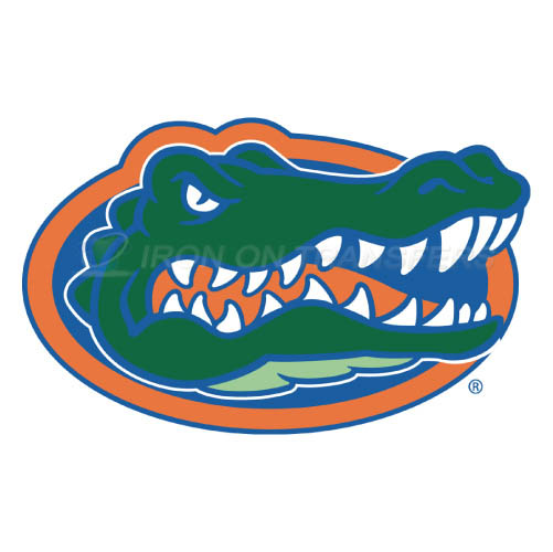 Florida Gators Logo T-shirts Iron On Transfers N4387