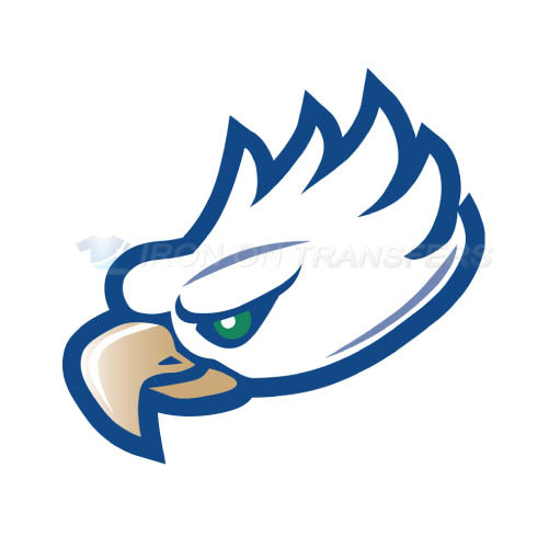 Florida Gulf Coast Eagles Logo T-shirts Iron On Transfers N4392