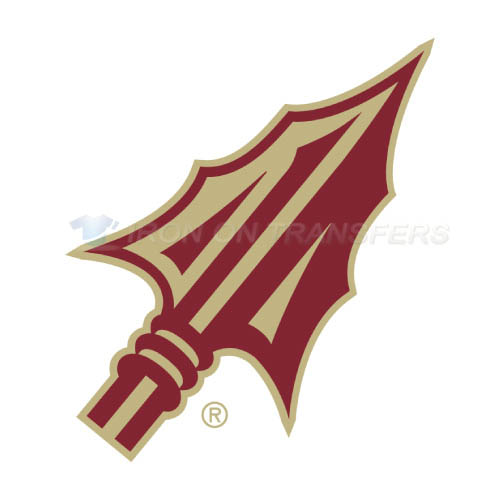 Florida State Seminoles Logo T-shirts Iron On Transfers N4400