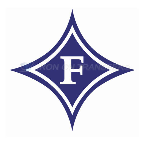 Furman Paladins Logo T-shirts Iron On Transfers N4429