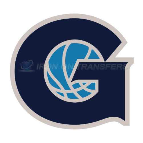 Georgetown Hoyas Logo T-shirts Iron On Transfers N4455