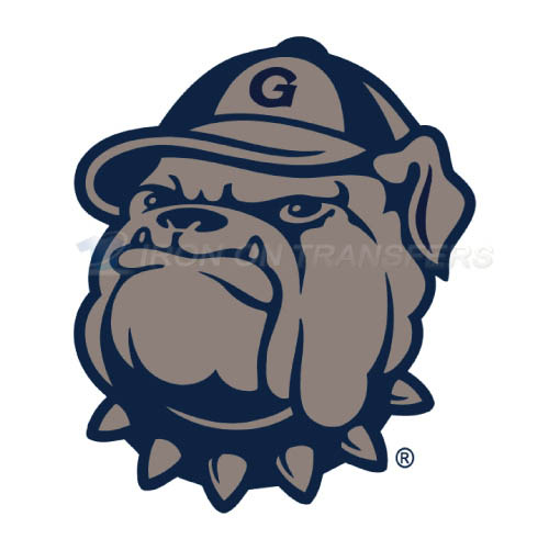 Georgetown Hoyas Logo T-shirts Iron On Transfers N4459