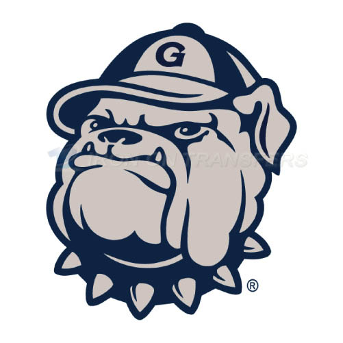 Georgetown Hoyas Logo T-shirts Iron On Transfers N4461