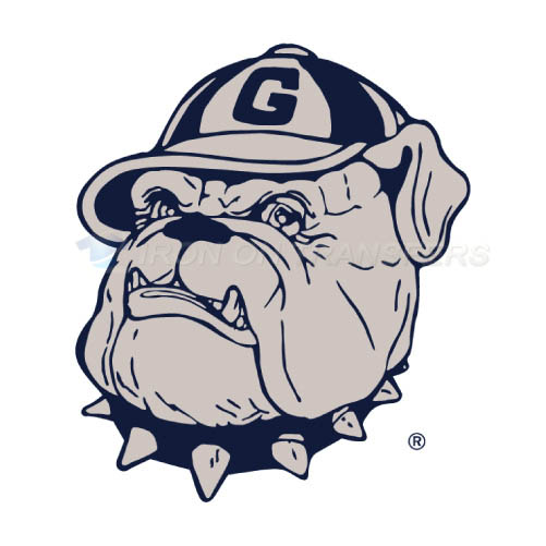 Georgetown Hoyas Logo T-shirts Iron On Transfers N4462